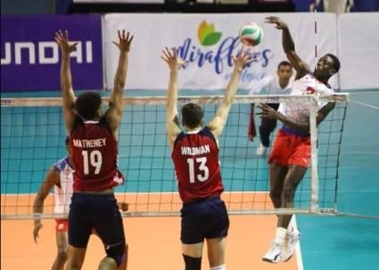 Ganó oro equipo masculino de Cuba en Copa Panamericana sub 21 de voleibol