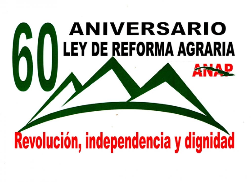 Presidió Machado Ventura acto por 60 aniversario de la reforma agraria en Cuba