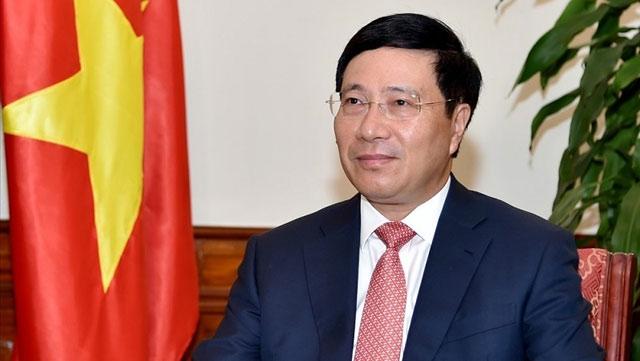 Visitará a Cuba Viceprimer Ministro y Ministro de Relaciones Exteriores de la República Socialista de Vietnam