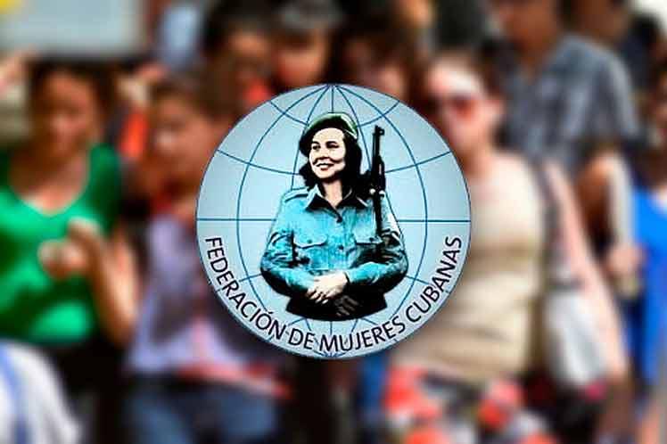 Resultado de imagen para site:www.acn.cu Federación de Mujeres Cubanas