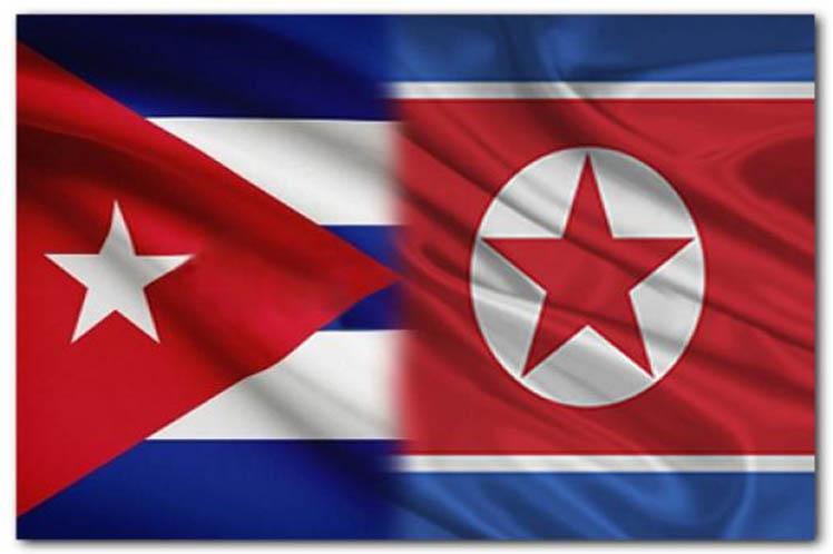 Intercambió Esteban Lazo con delegación de la República Popular Democrática de Corea