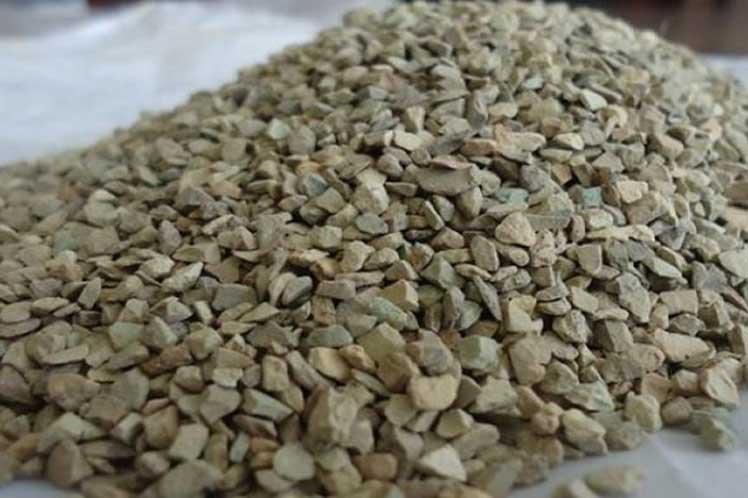 Positiva producción de zeolita sustituye importaciones