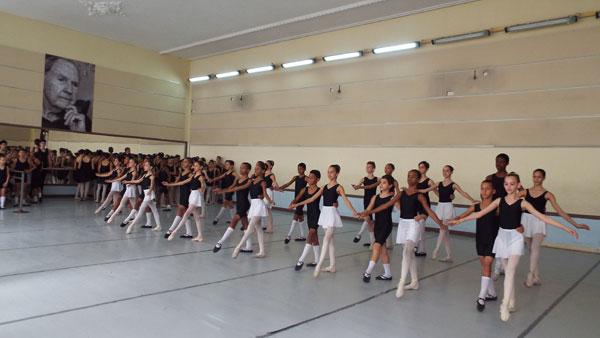 Escuela Nacional de Ballet, 20 años en el Prado capitalino
