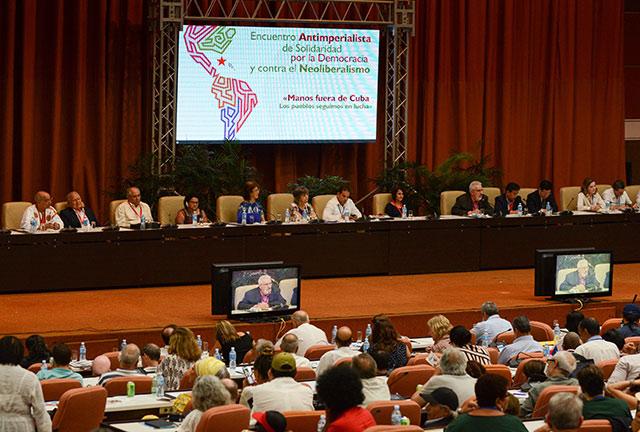 Llama Cuba a movilizar fuerzas ante escalada imperialista