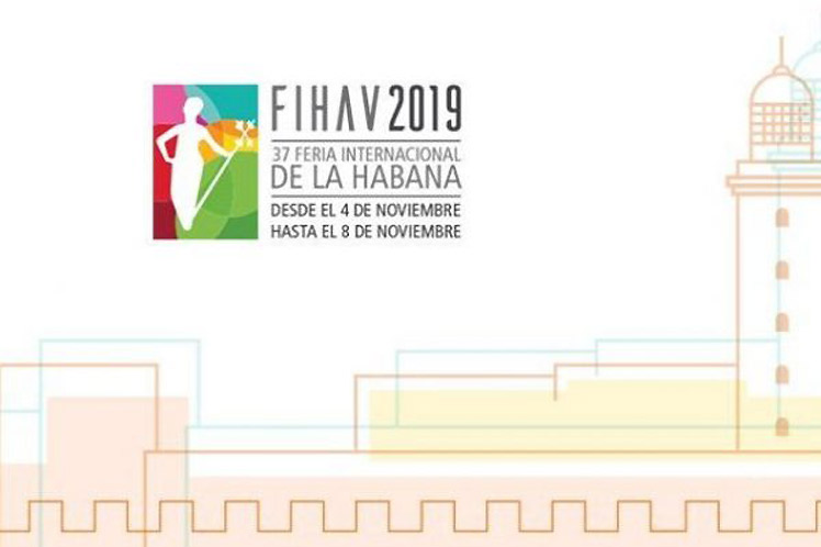 The 37th Havana International Fair kicks off at EXPOCUBA fairgrounds