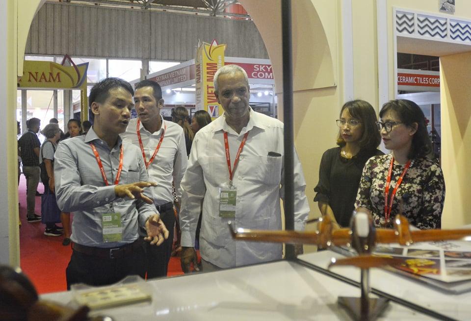Duplica Vietnam su presencia en Feria Internacional de La Habana