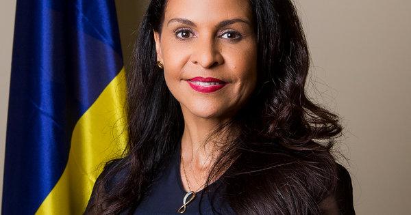 Cabrisas reçoit la ministre de développement économique de Curaçao