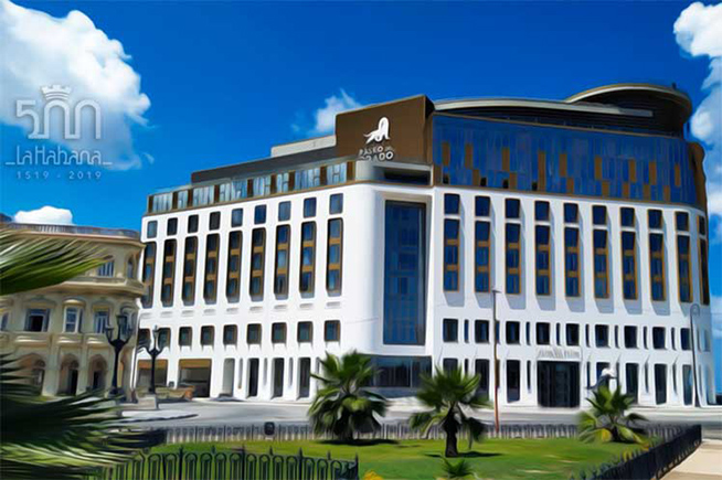 L'hôtel Paseo del Prado, le troisième 5 étoiles plus à La Havane