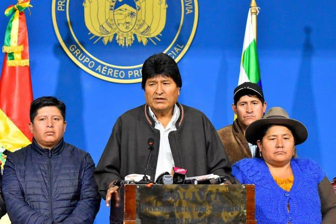 Resultado de imagen para site:www.acn.cu bolivia golpe de estado