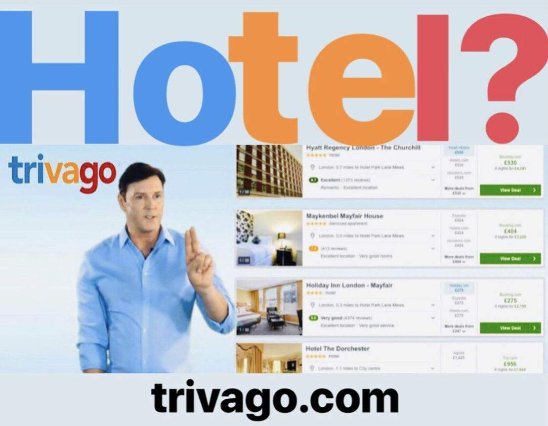 Trivago online company removes Cuban hotels from its search system
