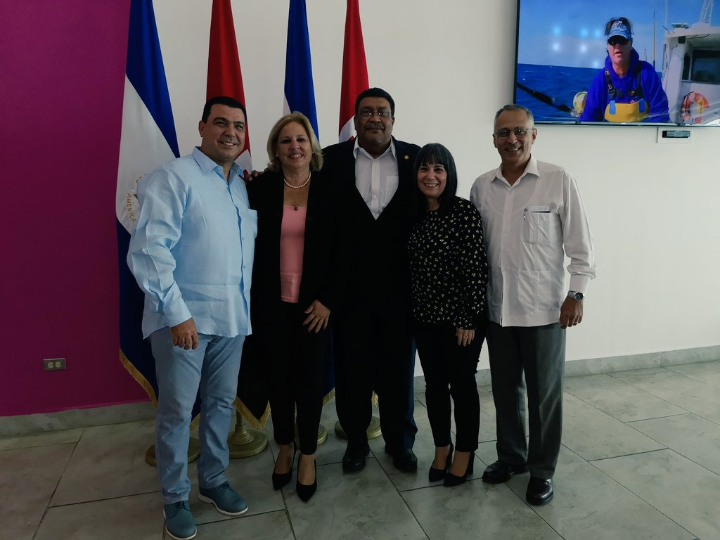 Cuba attends ALBA-TCP Political Council