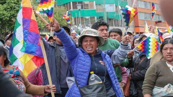 Diaz-Canel denounces the coup d'etat in Bolivia