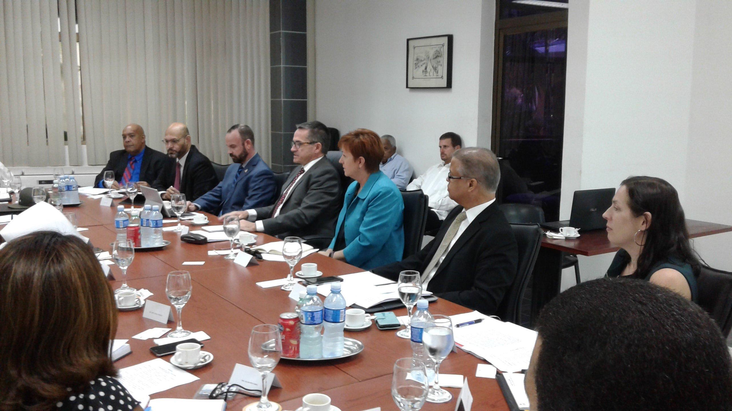 La 6e ronde de conversations migratoires entre Cuba et des Îles Caïmans est célébrée