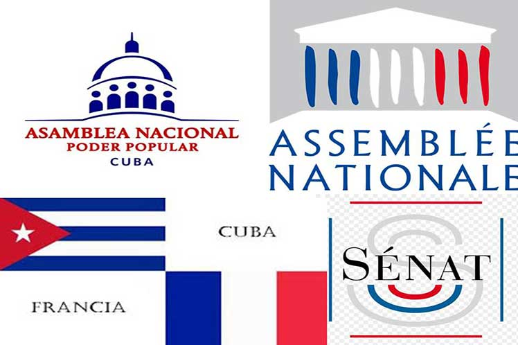 France and Cuba strengthen parliamentary ties