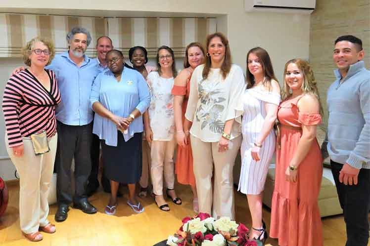 L'anniversaire 14 de la coopération médicale de Cuba à Eswatini est célébré