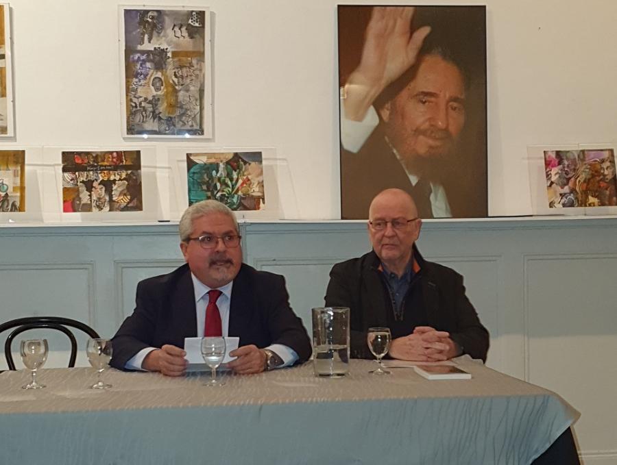Resaltan en Suiza vigencia de las ideas de Fidel Castro (+ Fotos)