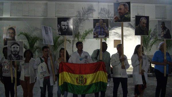 Inspira a jóvenes de varios países el legado de Fidel Castro