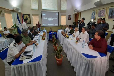Cuba and Nicaragua commit to safe migration