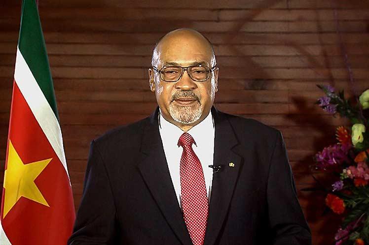 Presidente de Surinam realizará visita oficial a Cuba