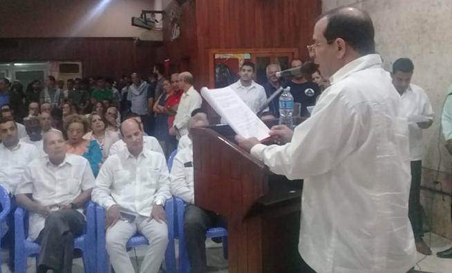 Cuba reitera su incondicional apoyo al pueblo de Palestina