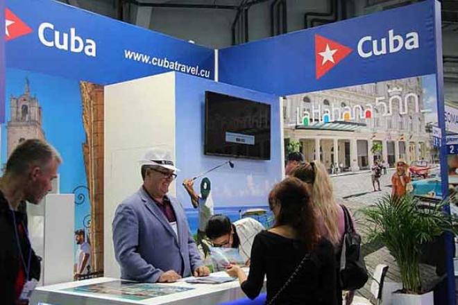 Promovió Cuba sus destinos turísticos en feria internacional del sector en Ucrania