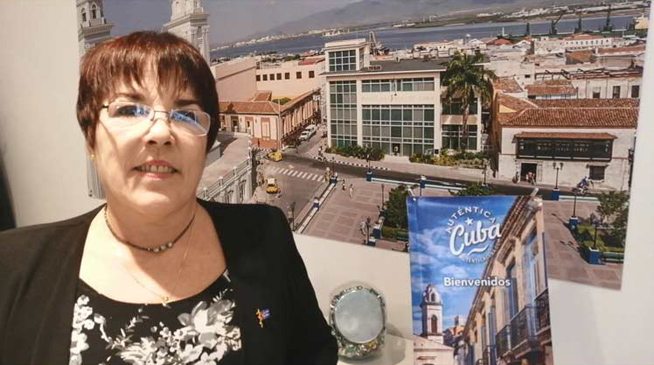 Cuba shows tourism progress at International Fair in Argentina