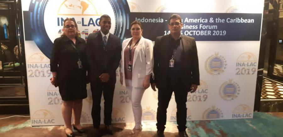 Cuba seeks business opportunities with Indonesia