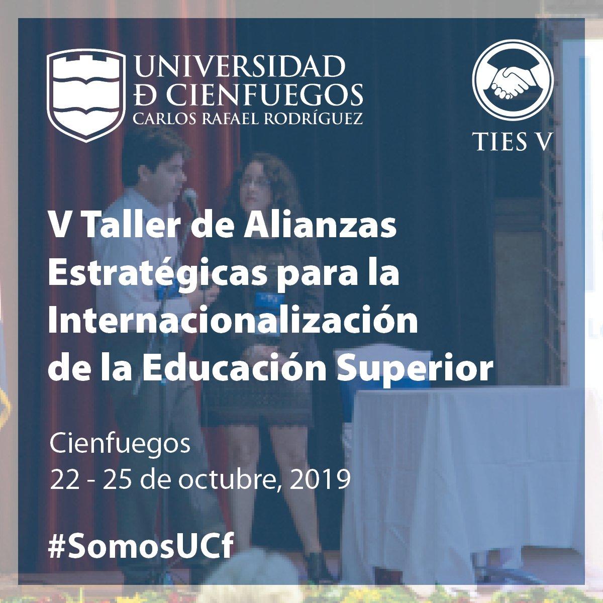 Acoge Cuba Taller de Alianzas Estratégicas para Internacionalización de la Educación Superior