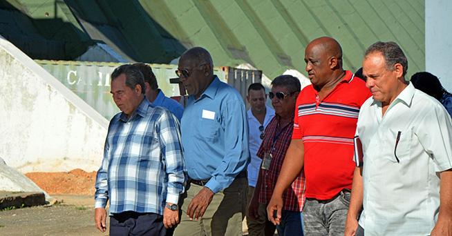 Insta Valdés Mesa a recuperar sentido de pertenencia del sector azucarero