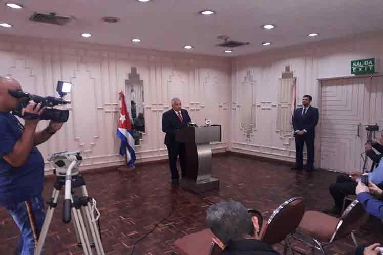 Cuba and Venezuela assess strategies against US hostility