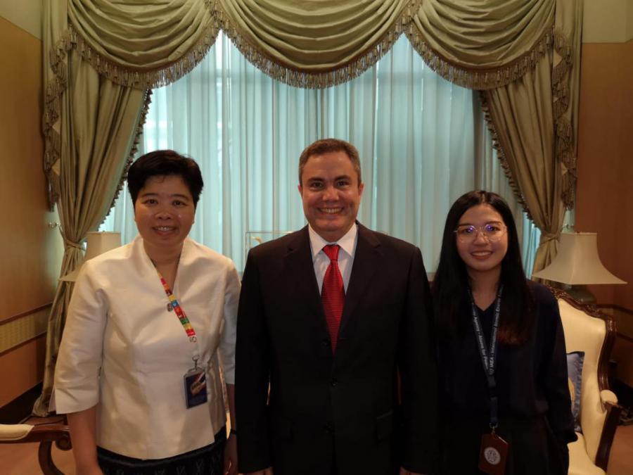 Cuba y Tailandia a favor de reforzar la cooperación Sur-Sur