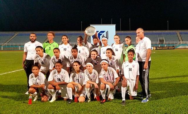 Cuba wins U14 girls´ soccer tournament in Trinidad & Tobago