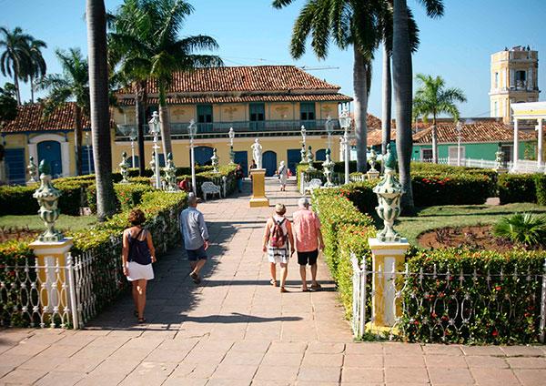 Trinidad fait partie du Réseau des villes créatives de l'UNESCO