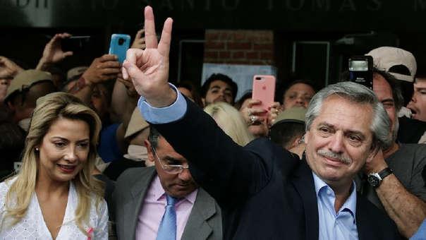 Felicita Miguel Díaz-Canel al nuevo mandatario de Argentina, Alberto Fernández