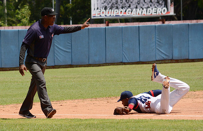 Se aleja equipo de Camagüey de posiciones cimeras en Béisbol cubano