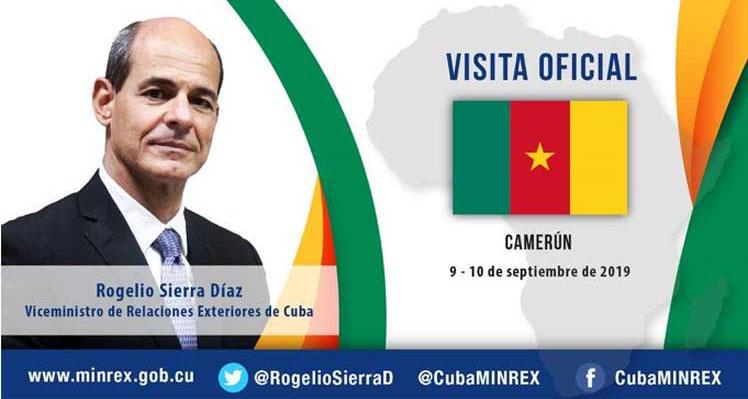 Cuba and Cameroon strengthen bilateral ties