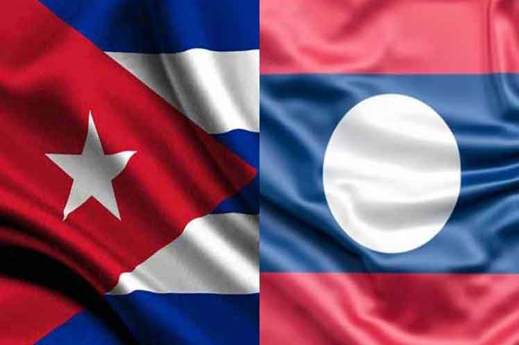 Cuba and Laos to sign cooperation agreementCuba and Laos to sign cooperation agreement
