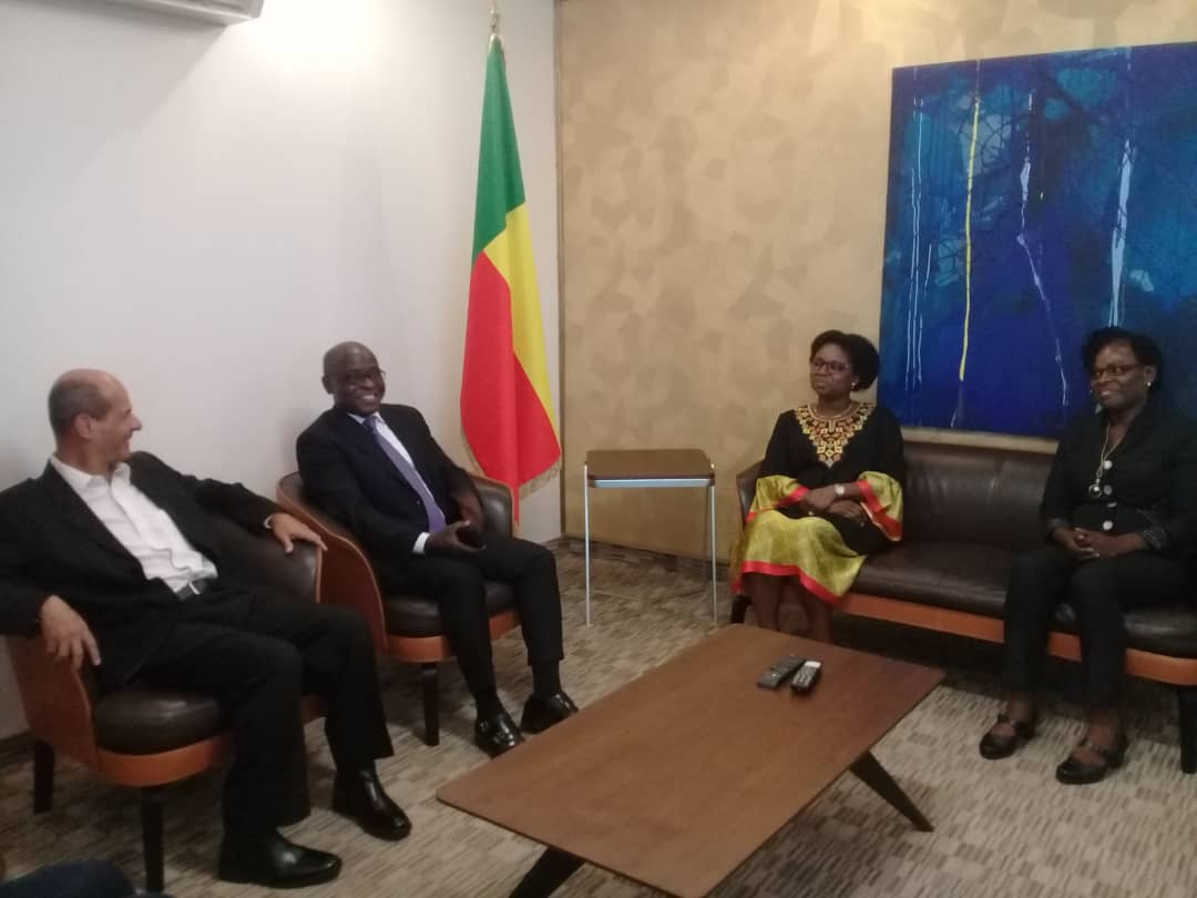 Cuban Deputy Minister of Foreign Affairs begins official visit to Benin