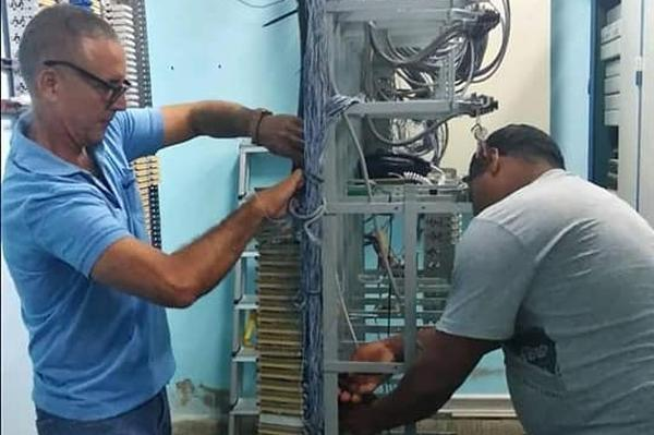 ETECSA aspires to complete telephone digitalization in Villa Clara
