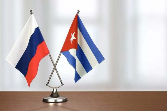 Raúl and Díaz-Canel receive Russia´ Secretary of Security Council