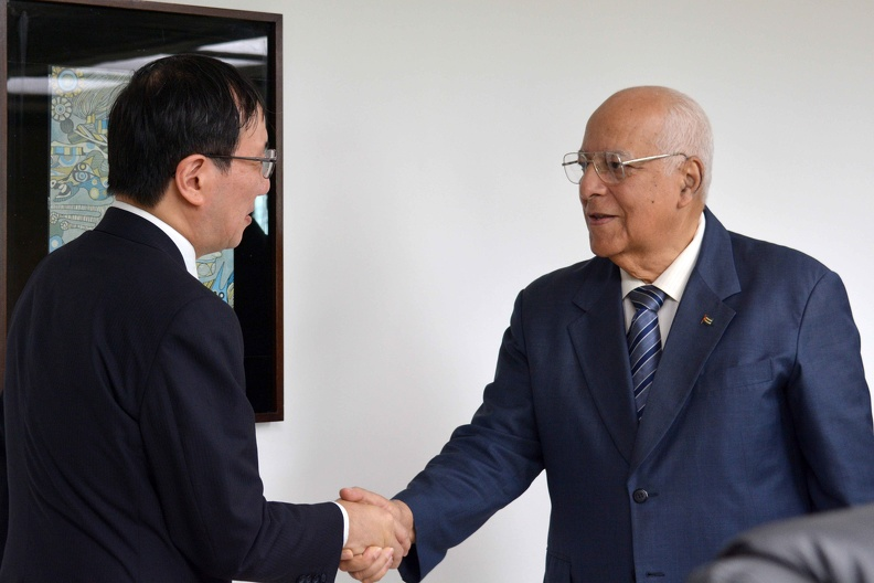 Cuba and Japan ratify interest to strengthen cooperation and commercial ties.