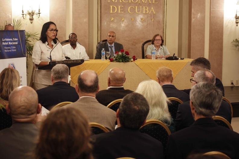 Foro de Negocios en ámbito de las Tecnologías entre Cuba y EE.UU.