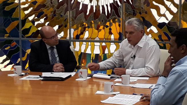 Mesa Redonda: Segunda comparecencia de Díaz-Canel y ministros cubanos sobre situación energética coyuntural
