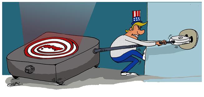Estados Unidos extiende aplicación del bloqueo contra Cuba