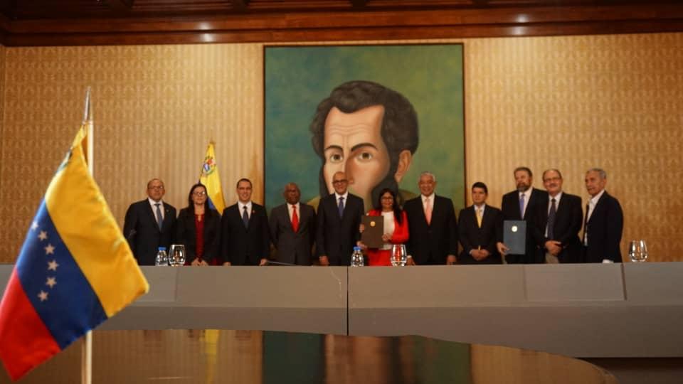 Cuba celebra acuerdos alcanzados en Venezuela