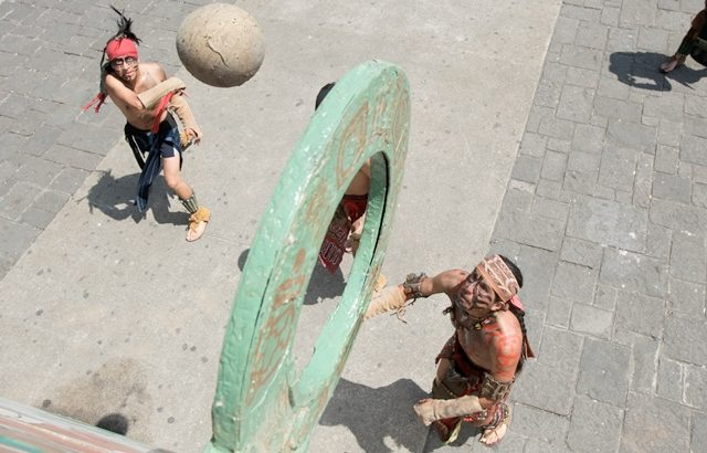 Ancient Mayan ball game to be played in the Historic Center of Havana