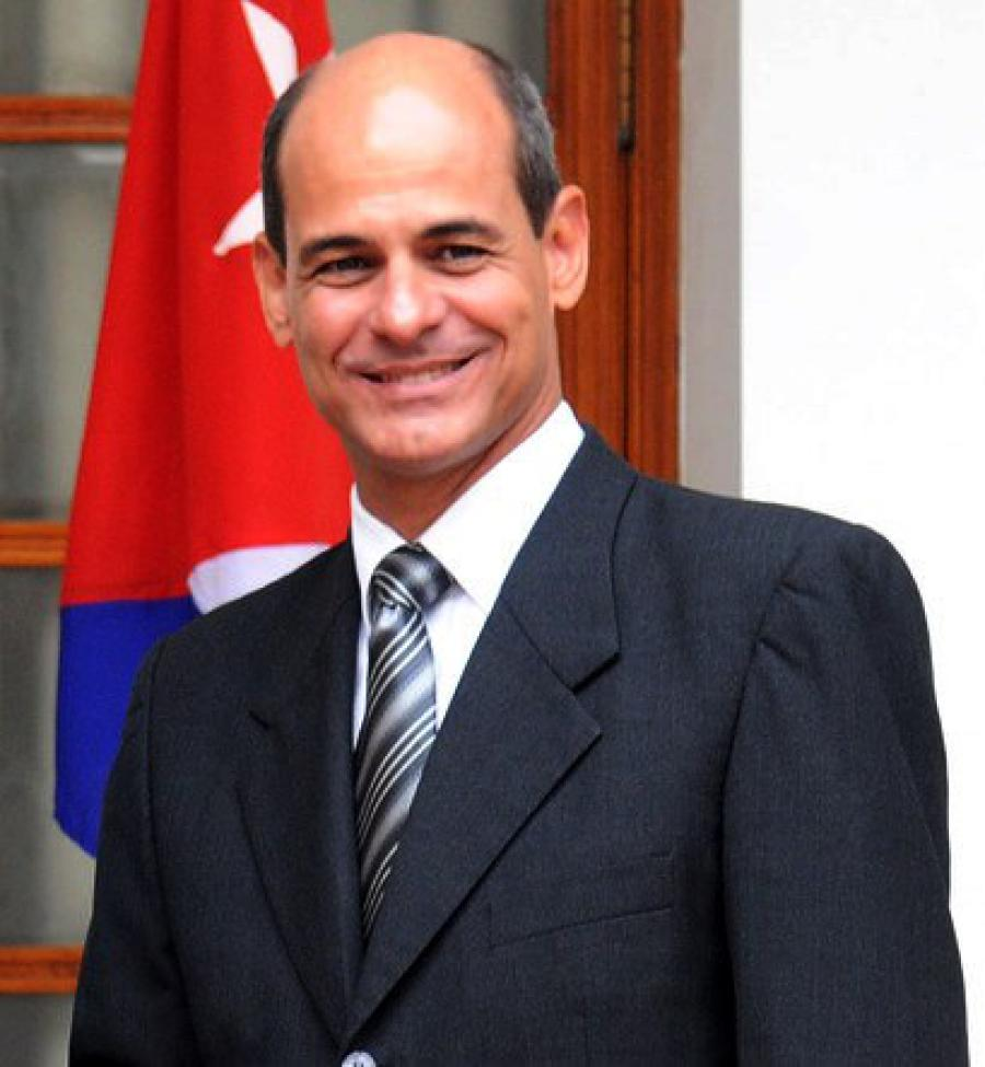 Cuban Deputy Foreign Minister to begin working visit to Italy