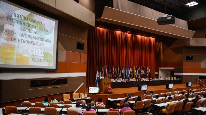 Concluye en Cuba Congreso Internacional de de Etnomedicina