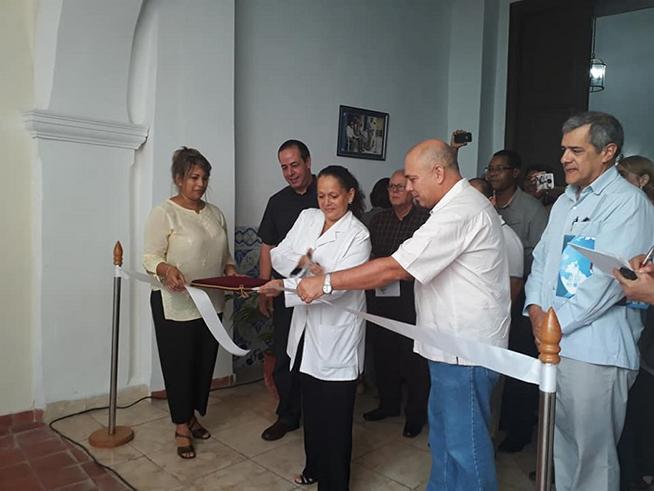 Inauguran en Cuba centro para atender enfermedad del Alzheimer y otros trastornos cognitivos