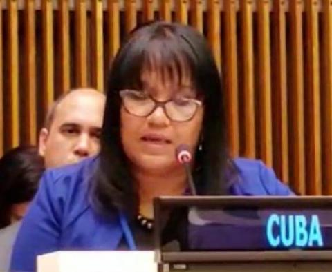 Cuba reiterates its commitment to the G-77
